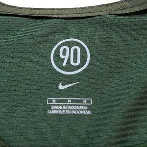 Nike Shirts - Nike Mexico Futbol Federacion Jersey Medium Green